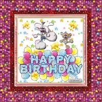 Веселое поздравление с Днем рождения