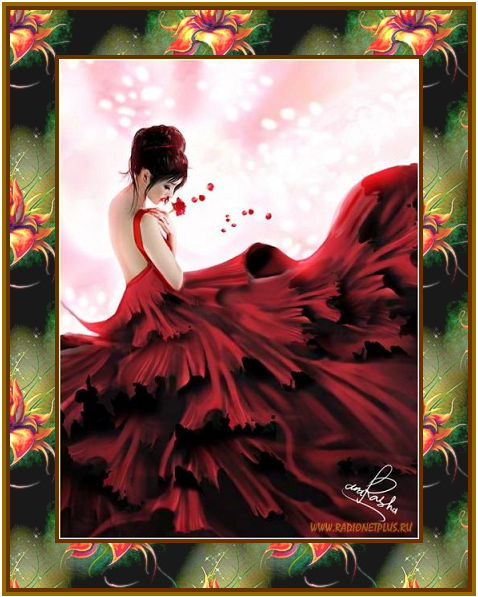 Chris De Burgh. The Lady In Red