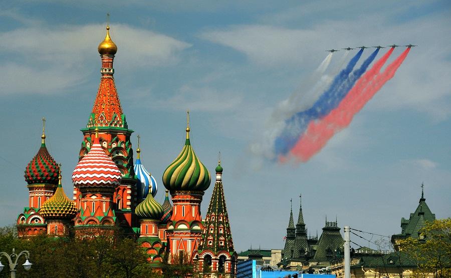 Виктор Тартанов - За Россию. Музыкальная открытка
