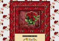 Пример открытки