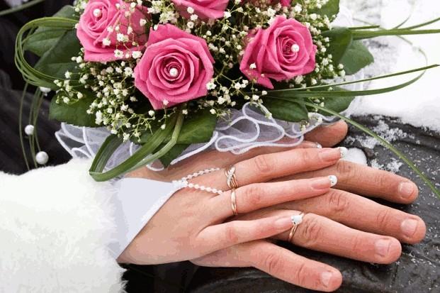 Жасмин. Обручальное кольцо
