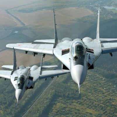 День ВВС России. Марш авиаторов