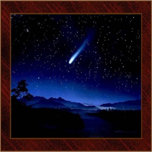 золоткой упала с неба звезда картинки