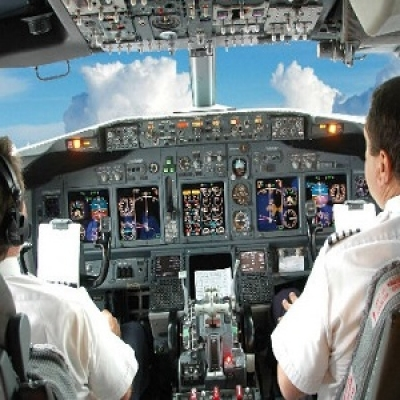 Лётчик аэрофлота