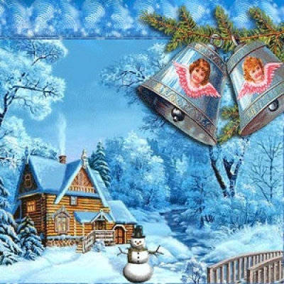 Наступает Рождество