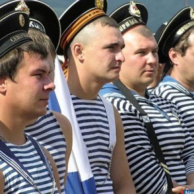 Андрей Шевелев - День ВМФ