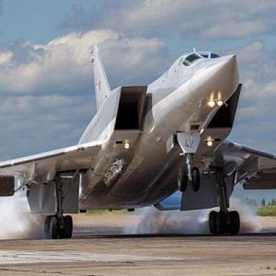 Военный русский лётчик