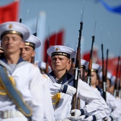 Андрей Котрин - Морской марш в день ВМФ