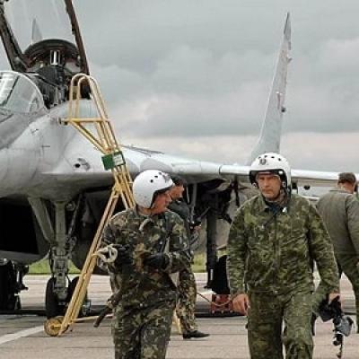 Мы - офицеры ВВС