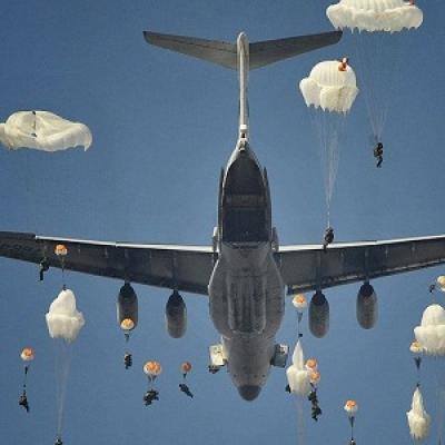 ВДВ - воздушный десант